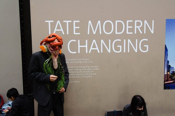 7 Tate modern. 2nd performance. July 2015. Kott project. London jpg