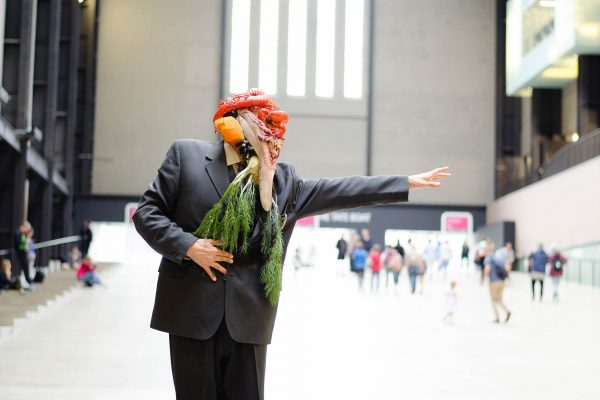 9 Tate modern. 2nd performance. July 2015. Kott project. London jpg